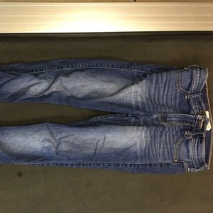 Abercrombie & Fitch Girls Jeans Size 16 Like New!